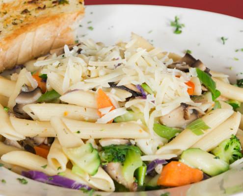 Hobee's wild wild pasta