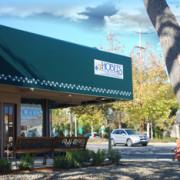 Store front of Hobee's Los Gatos