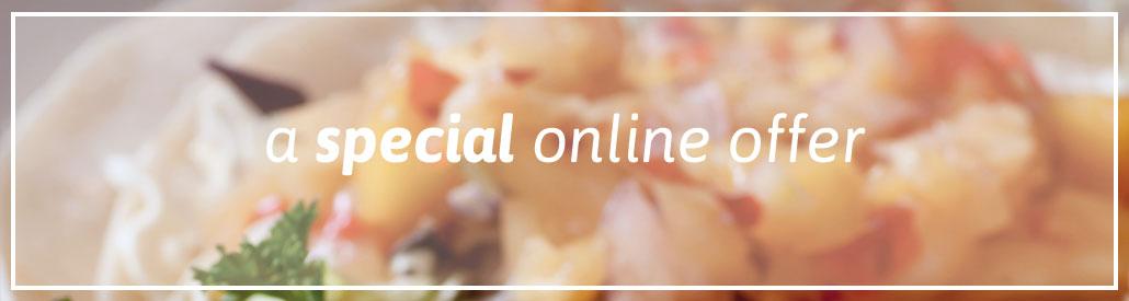 online offer