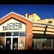 Hobee's store front