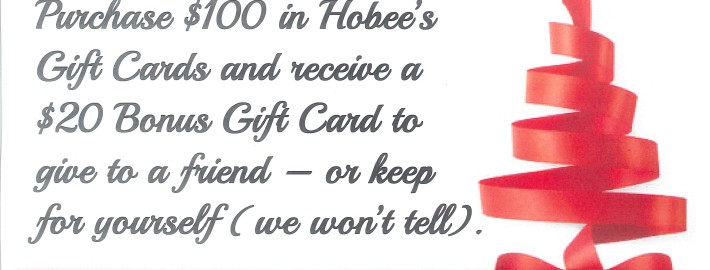 gift card promo