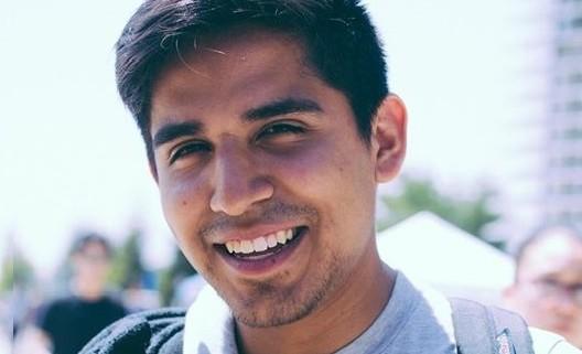 Oscar Ramirez close up