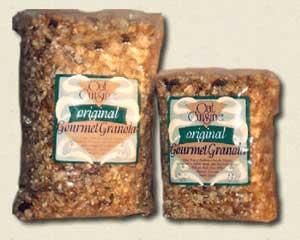 Hobee's oat cuisine granola