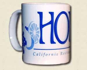 Hobee's mug