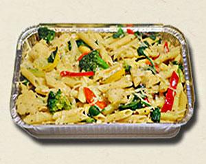 tin of pasta