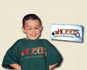 Hobee's t-shirt