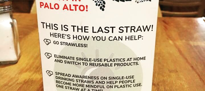 drinking straw awareness month