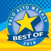 Palo Alto weekly best of 2018
