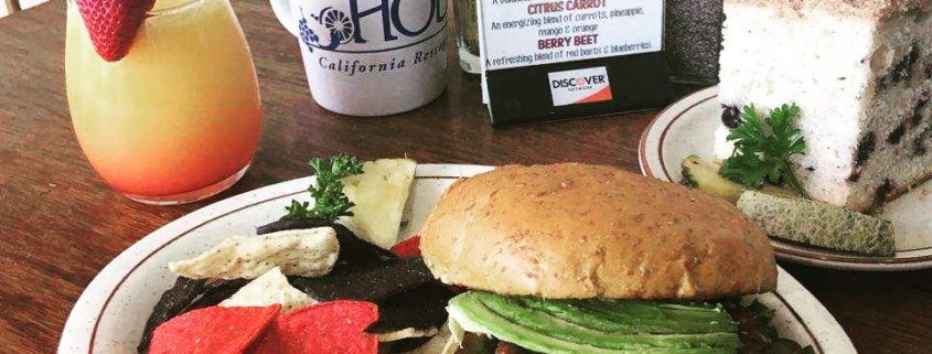 Beyond Burger comes to Hobee's